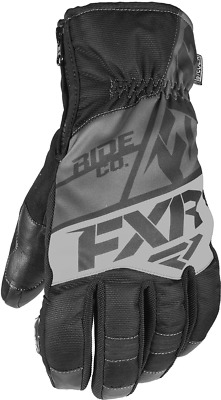 Fxr Mens Fuel Short Cuff Black Ops Cold Weather Snowmobile Gloves - S - M - Xl