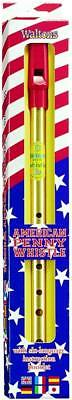 Waltons American Penny Whistle Pack