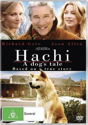 Hachi - A Dog's Tale (DVD, 2010), NEW SEALED AUSTRALIAN RELEASE REGION 4