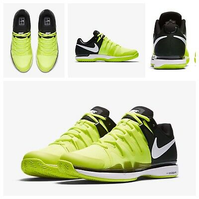 purchase cheap ade76 05677 D41 Nike Zoom Vapor 9.5 Tour Tennis Shoes Uk 3 Eur 35.5 631458-702