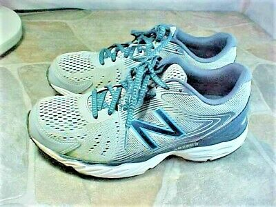 91e687bc1c79 NB NEW BALANCE 680 V4 Womens Size Us 9 M Eur 40.5 Multi Clr W680Lg4 Running  Shoe -  9.99