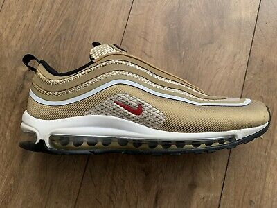 b2786ce499 NIKE AIR MAX 97, UK Size 9, Gold - EUR 46,52 | PicClick IT