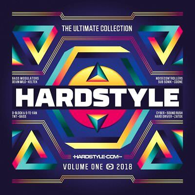 Hardstyle Ultimate Collection 01/2018  2 Cd New
