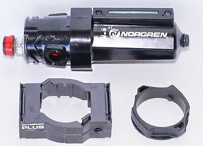 Norgren L64M-NNP-EDN Olympian Plus Air Lubricator - incl mount & collar *NEW*