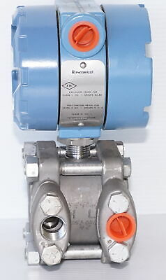 Rosemount 1151DP4E22M1B1 2000psi Differential Pressure Transmitter