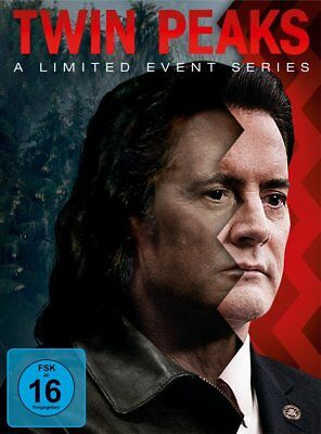 Twin Peaks-A Limited Event Series-Special Edit   Dvd New