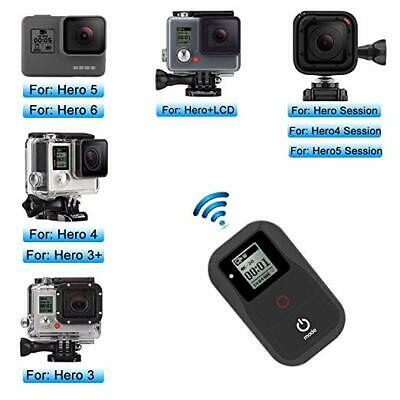 Waterproof Camera Wifi Remote Control Wireless For Gopro Hero 6 Hero 5 4 3