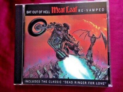 Bat Out Of Hell - Meat Loaf Re-Vamped - Cd