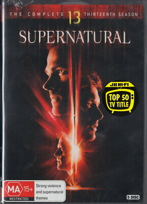 Subpernatural - Awesome Season 13 - 931 Mins - Region 4
