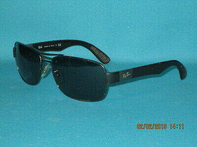 9868652299 RAY BAN RB3522 004 Gunmetal PRESCRIPTION Men s Sunglasses Frames 61mm