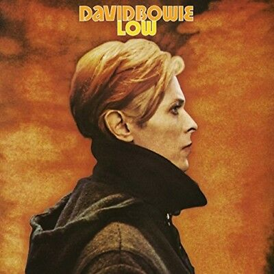 David Bowie - Low (2017 Remastered Version)   Cd New