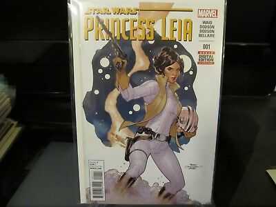 Star Wars Princess Leia #1