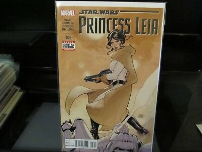 Princess Leia (2015) #5 Marvel Comics Star Wars,Han Solo,R2,Chewlie,Luk
