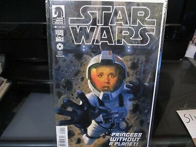 Star Wars #9 Princess Leia Homeworld Of Alderaan Dark Horse Comic Book 2013
