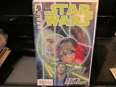Star Wars #12 NM Leia's Decision Dark Horse Comics CBX1V