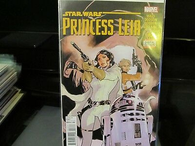 Star Wars Princess Leia (2015) # 3 Marvel Comic