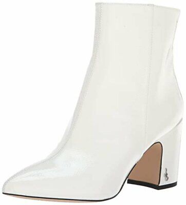5669f59a5d9d SAM EDELMAN WOMENS Hilty Leather Pointed Toe Ankle