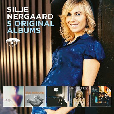 Silje Nergaard - 5 Original Albums  5 Cd New