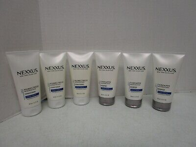 6 Nexxus Caviar Complex Shampoo & Conditioner  5.1 Fl Oz Each Mm 13293