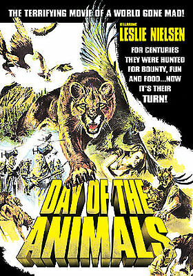 Day of the Animals (DVD, 2006) RARE 1977 HORROR THRILLER BRAND NEW