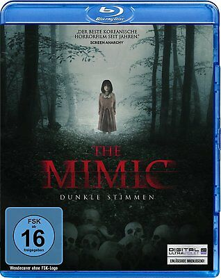 The Mimic-Dunkle Stimmen   Blu-Ray New