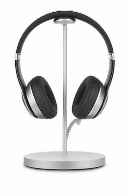 Twelve South Fermata Headphone Charging StandHalterung Halter Alu elegant silver