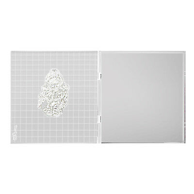 Universal Stamping Tool Perfect Positioning& Stamping With Clear Stamp Scrapbook