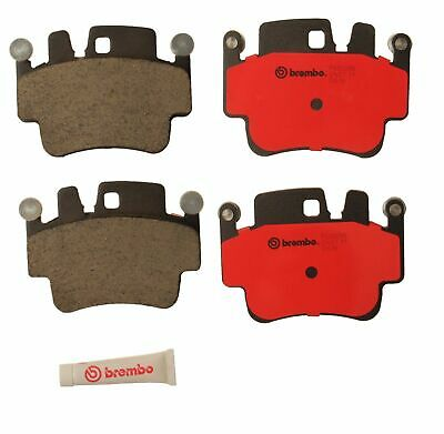 For Porsche 911 99-05 Boxster 00-04 3.2L Front Disc Brake Pad Set Brembo P65009N