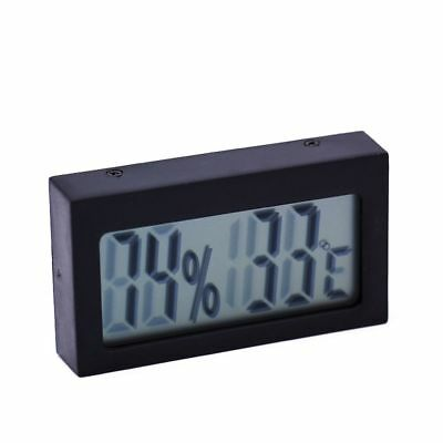 Universal LCD High-accuracy Temperature Humidity Meter Thermometer Hygrometer