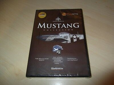✈️ P-51 Mustang Collection ~ Flight Simulator X Add-On Fsx Add-On **new**