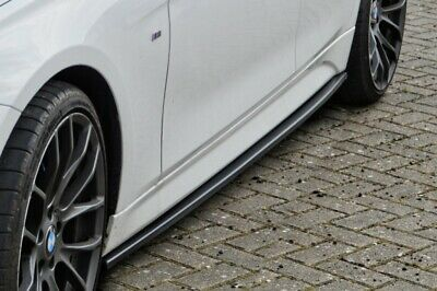 For  BMW 3 Series F31  Sedan + Touring  skirts Blades / Sill covers / extensions