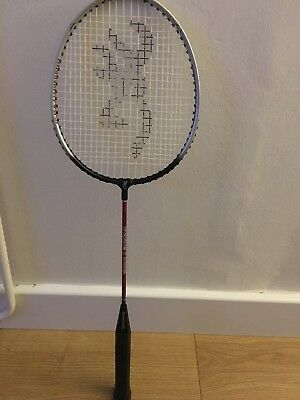 Browning Titanium X Power Badminton Racket With Carry Case