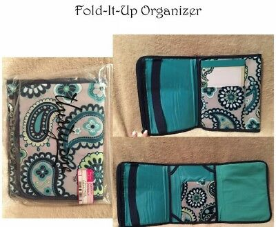 Thirty One Fold It Up Organizer - Paisley Day