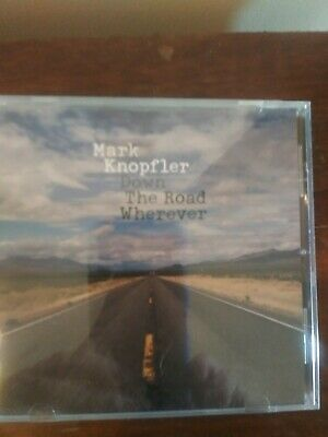 Down The Road Wherever by Mark Knopfler (CD, 2018)