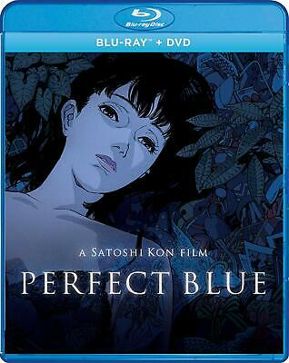 Perfect Blue Blu-Ray | Dvd | Shout Factory | Surreal | Horror