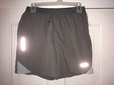 3891e0bb50a8 CHAMPION DUO DRY Athletic Running Shorts Women s Size XL Red Violet ...