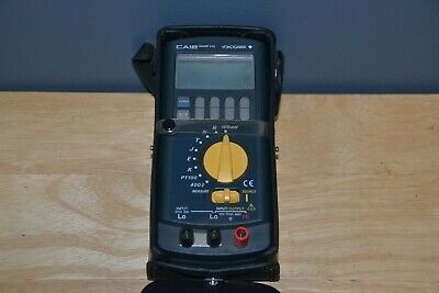 Yokogawa CA12 Handy Cal Temperature Calibrator with Case, Leads - Tested - Works