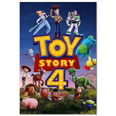 Toy Story 4 Movie Poster  - High Quality Prints