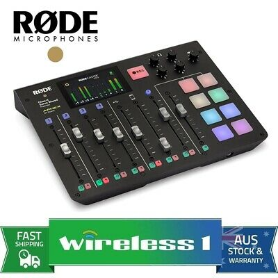 Brand New Rode RODECaster Pro Integrated Podcast Production Console (RCP)