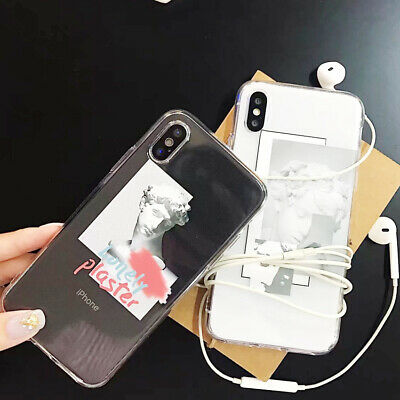 Cupid David Silicone TPU Phone Case Cover For iPhone 11 Pro X XS XR MAX 8 7 6