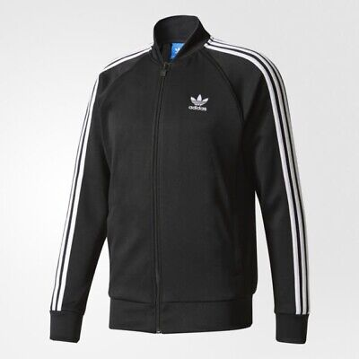 NEW MEN/'S ADIDAS ORIGINALS SUPERSTAR TRACK JACKET ~SIZE LARGE   #BS2659