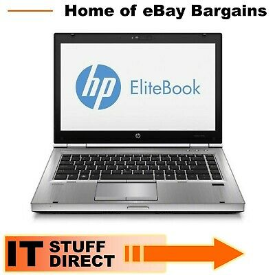 GRADE C - HP ELITEBOOK 2560p i7 2620M 2.7GHZ with faults