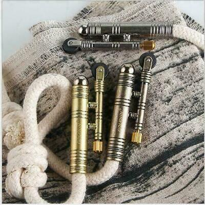 Sailors windproof Trench Sheppard's Lighter WWII Lighters Rope Gift Army-Na T1K6