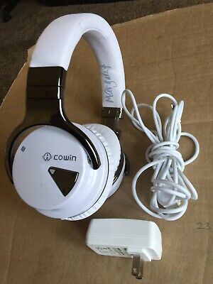 COWIN E7 ACTIVE Noise Cancelling Bluetooth Headphone w/ Built-in
