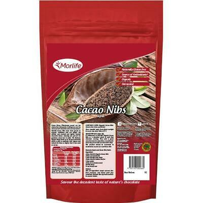 Cacao Nibs (Unroasted) Certified Organic 1kg