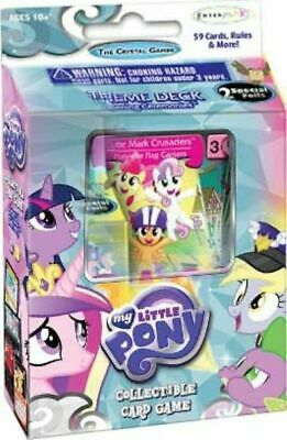 My Little Pony Ccg Theme Deck Opening Ceremonies Sealed New
