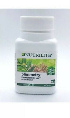 Amway Nutrilite Slimmetry Dietary Supplement 60 Tablets Exp 04 2020