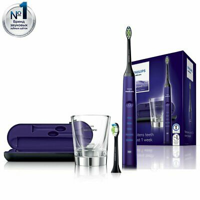 Philips Sonicare Diamond Clean Sonic Electric  Toothbrush HX9372 UK*au