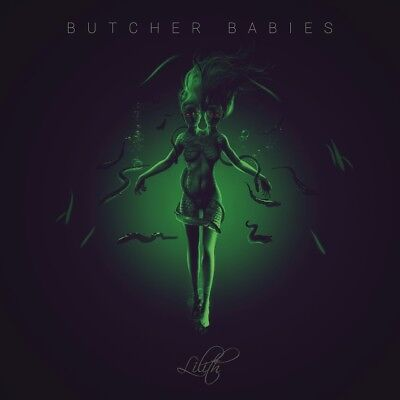 Butcher Babies - Lilith   Cd New