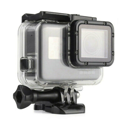 45M Transparent Waterproof Housing Case Protecting Cover Shell  For GoPro Hero